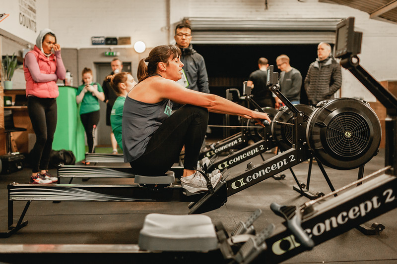 CrossFit Lineside // 2019 CrossFit Open Workouts