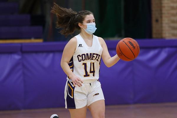 Basketball Girls Varsity vs Hackett - KCHS 2/10/21