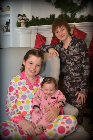 Cunningham Christmas 2013