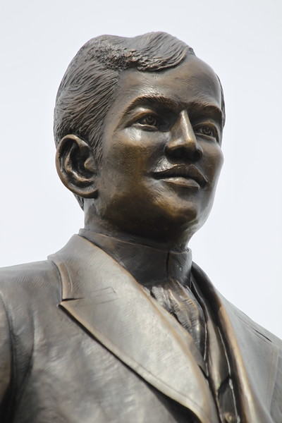 Unveiling of Dr. Jose Rizal Monument at Luneta Gardens