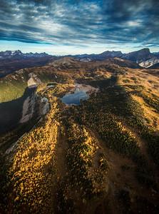 Sunshine Meadows, Mount Assiniboine Provincial Park, British Columbia, Canada.
