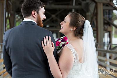 Britni & Tony {wedding day}
