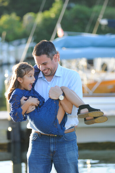 Safety Harbor Family Session
