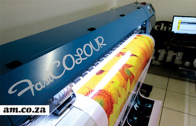 Quality Printing With FastCOLOUR Large Format Printer