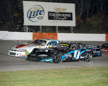 "Super Late Models ""C"" Feature & ""The Stubby"" Feature"