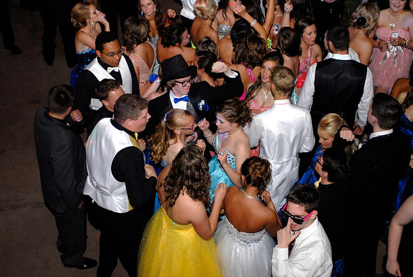 Fort Gibson Prom 2013