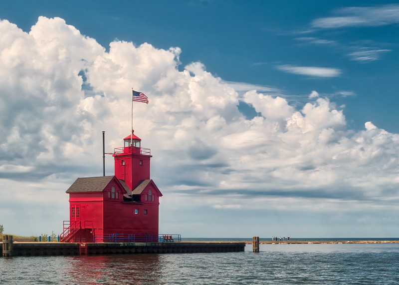 Big Red, Holland MI