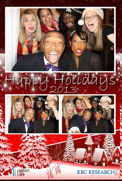 Powell Tate Holiday Party 2013