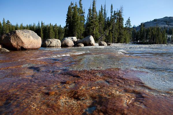 Yosemite Hike - Water Wheels (2011)