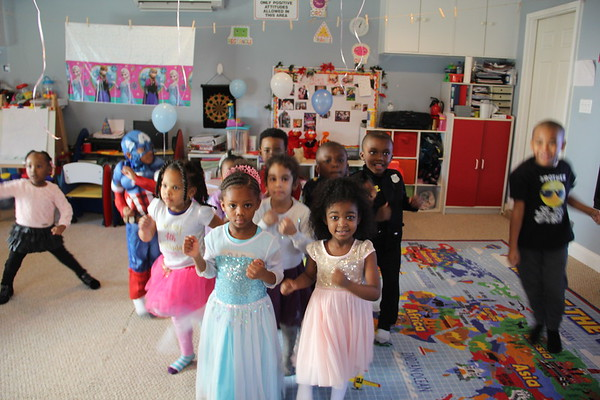 Gabrielle 4th Birthday Hosted by Princess Elsa