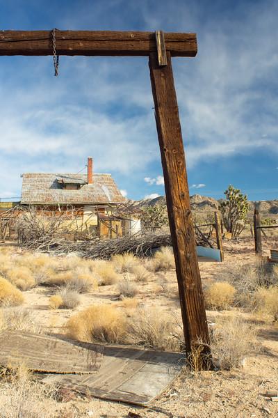 Death Valley Mine, 2018