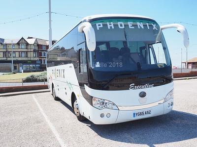 Blackpool Coach Parks 03-06-2018