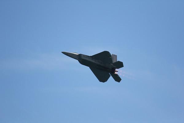 F-22 Raptor Dance