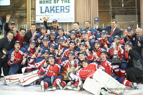 Trappers 2012/2013 season