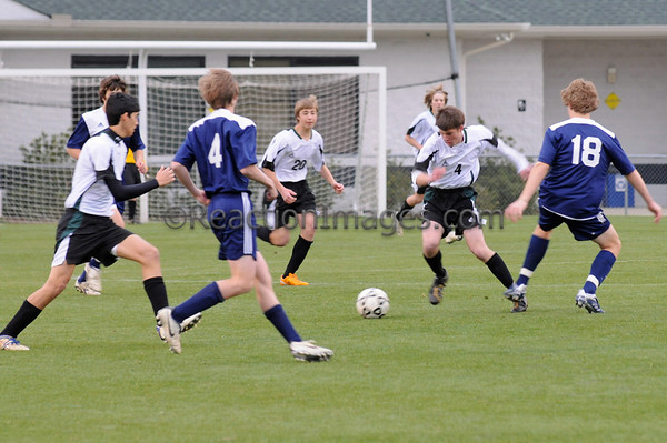 2008 KMHS Boys JV