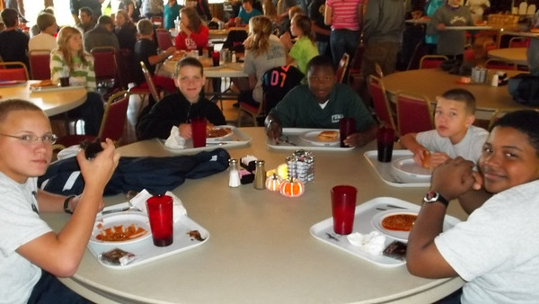 Eagle Eyrie Junior High Weekend Trip