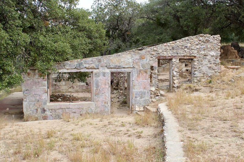 Carr Ranch Ruins (2019)