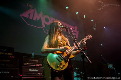 The Amorettes - Rockingham Festival 2017