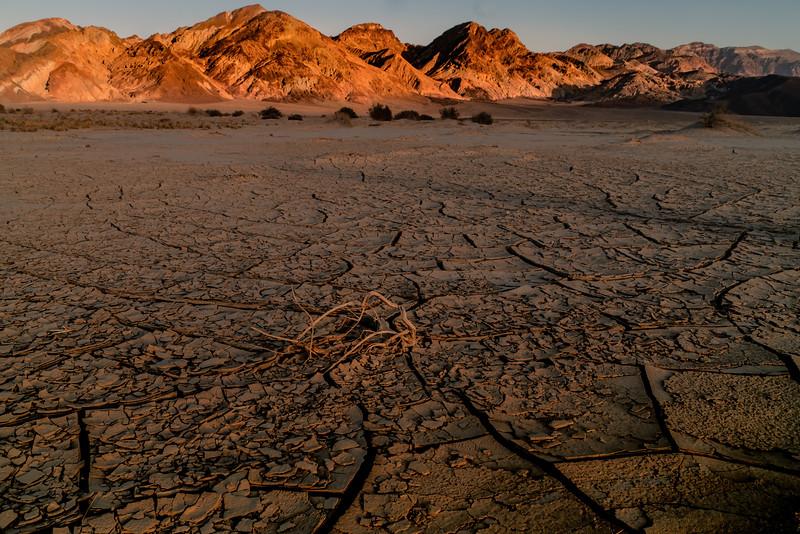 Death Valley Mudflats