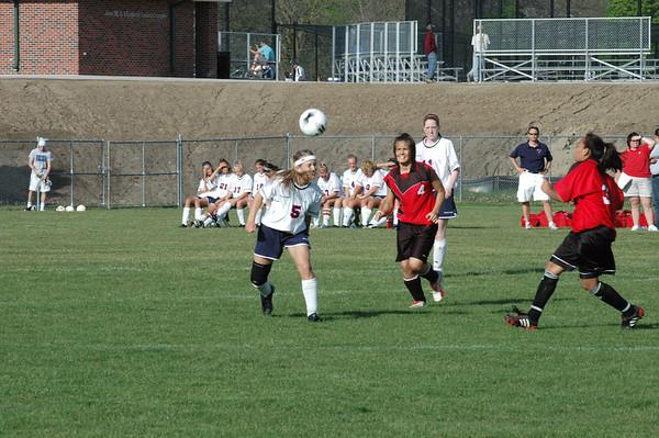 Var Girls Soccer vs Auburn