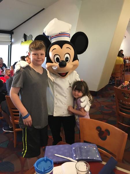 Chase & Avery @ Disney