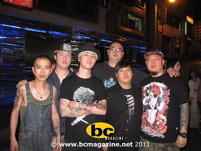 irreverent@hard rock cafe | 24 may 2011
