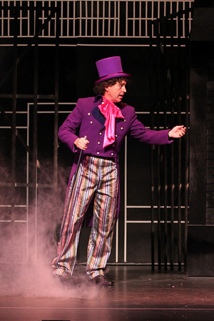 Willy Wonka Act 2 Dress Rehearsal