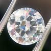 2.77ct Transitional Cut Diamond GIA K VS1 13
