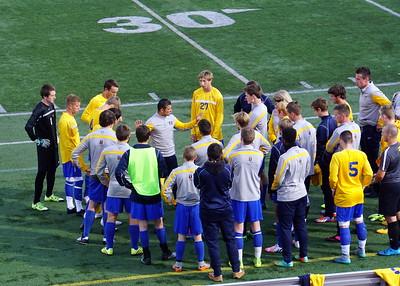 Mount Saint Joseph  Soccer 10-17-15