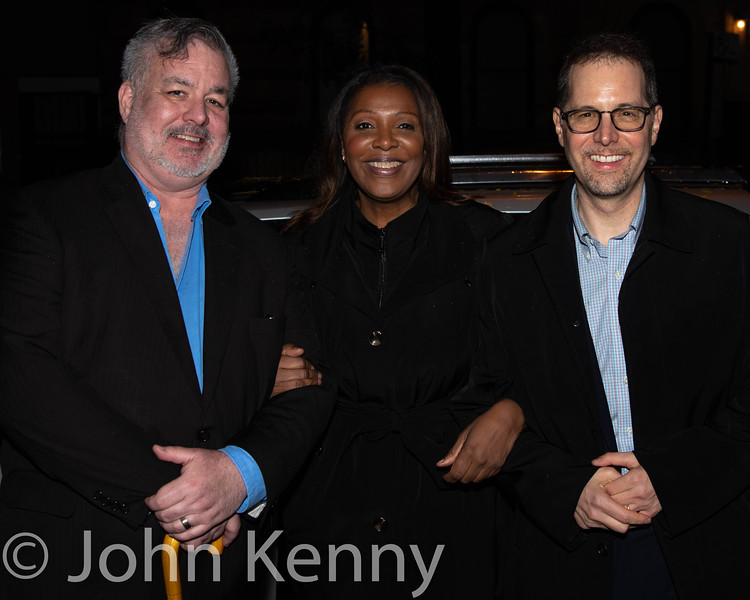 O'Donnell, James & Levine