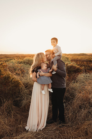 Bernardo Family 2018