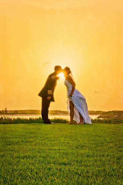 Sunset Beach Destination Wedding at Grand Isle Resort in Exuma Bahamas photo by Reno Curling #renocurling
