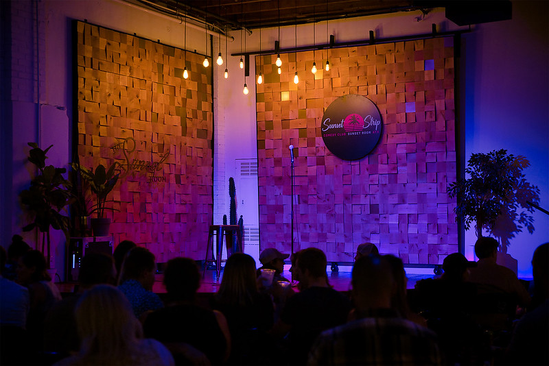 Funny Girls Takeover Comedy Showcase at Sunset Strip Comedy Club