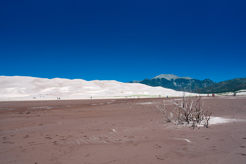 Great Sand Dunes National Park - July 2016