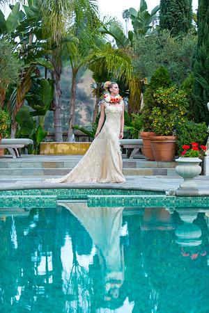 Vintage Bridal at Villa Sophia