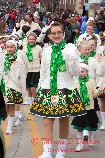 2013 - St. Patrick's Day Parade - Normal Illinois