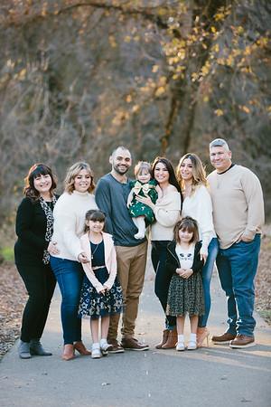 Andrea Hunkins & Family 2019