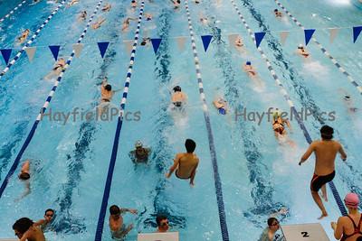 Swim Mount Vernon 1/18/13