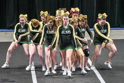 Elms Cheerleading