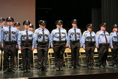 Zach's Police Reserve Granduation May 8, 2013