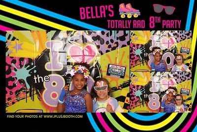 Bella's 8th Bday
