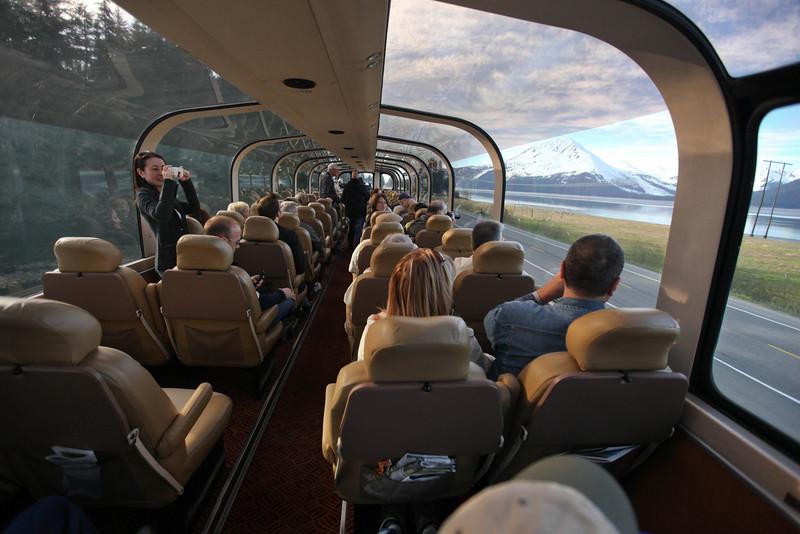 Alaska Railroad, Anchorage to Seward