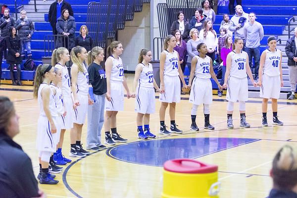 Winter2015-16 Girls Varsity Basketball