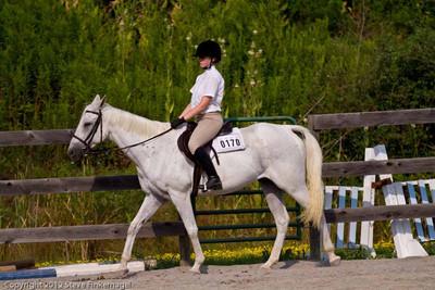 Bradford County Roundup Classic Hunter Under Saddle Horses SR