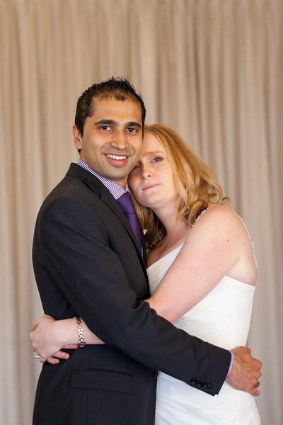 Roslyn and Ajit - Wedding