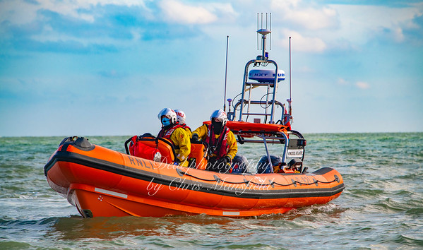 Walmer Lifeboat