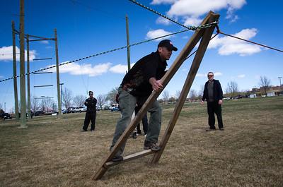 Ropes Training