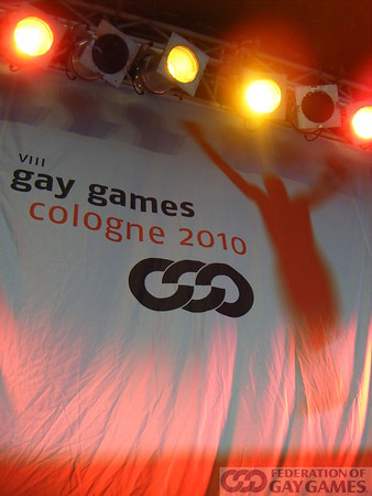 GAY GAMES VIII - Cologne, Germany