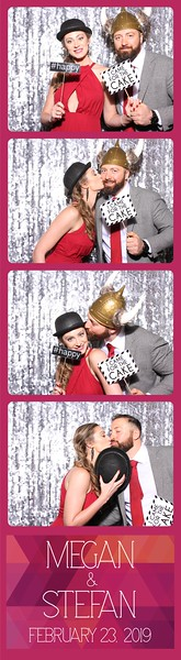 Megan Cantor and Stefan Merlo's Wedding