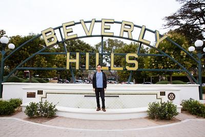 David at Beverly Hills